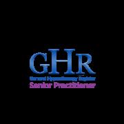Ghr logo senior practitioner transparency rgb